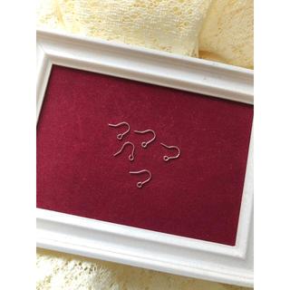キワセイサクジョ(貴和製作所)のハンドメイドパーツ♡フックピアス4種まとめ売り(各種パーツ)
