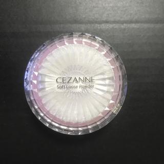 セザンヌケショウヒン(CEZANNE(セザンヌ化粧品))のセザンヌ うるふわ仕上げパウダー 02パールピンク(フェイスパウダー)