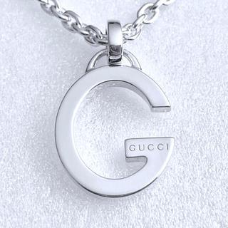 グッチ(Gucci)の仕上げ済み  GUCCI  Gモチーフ  ネックレス(ネックレス)