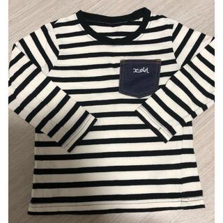 エックスガールステージス(X-girl Stages)のエックスガール ロンT(Tシャツ/カットソー)
