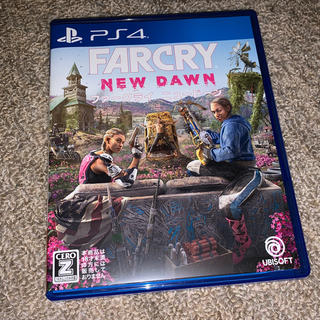 PlayStation4 - ファークライ ニュードーン★Far Cry new dawn★