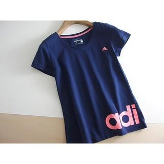 adidas - レディース ⚫adidas⚫ アディダス 半袖Tシャツ M ♪