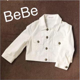 BeBe - べべ デニムジャケット
