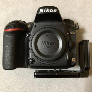 ニコン(Nikon)のNikon D750(デジタル一眼)
