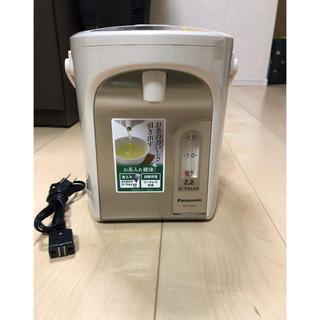 マイコン沸騰ジャーポット NC-HU222 (08年)(電気ポット)