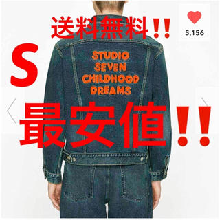 GU - 【S】GU studio seven スタジオセブン デニムジャケット