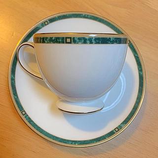 ウェッジウッド(WEDGWOOD)の【未使用品】【廃盤】Wedgwood カップ&ソーサーコレール(食器)