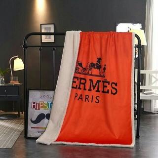 エルメス(Hermes)の【未使用】寝具 毛布(毛布)