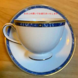 ウェッジウッド(WEDGWOOD)の【未使用品】【廃盤】Wedgwood  カップ&ソーサー(食器)