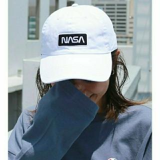 アングリッド(Ungrid)の【新品】 ungrid NASA ロゴキャップ(キャップ)