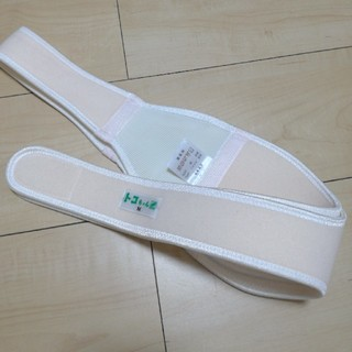 トコちゃんベルト2 M 白色(マタニティウェア)