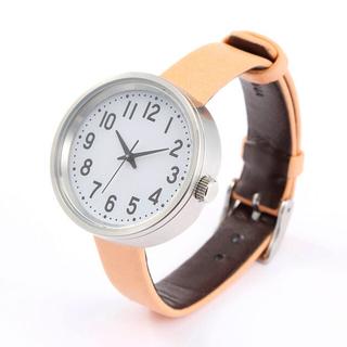 ムジルシリョウヒン(MUJI (無印良品))の【新品】MUJI WRIST WATCH 腕時計・公園の時計・小 (腕時計)
