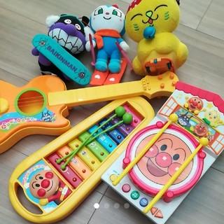 アンパンマン(アンパンマン)のアンパンマン楽器(楽器のおもちゃ)