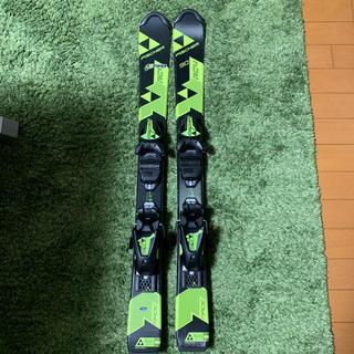 フィッシャー(Fisher)のジュニア スキー板 90cm(板)