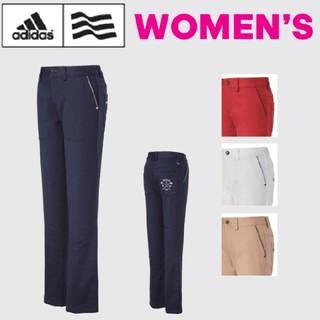 アディダス(adidas)の新品アディダスゴルフ ストレッチ SP スウェットライクストレートパンツMサイズ(ウエア)