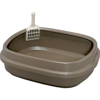 ★セール中★ アイリスオーヤマ ネコのトイレ ブラウン(毛布)