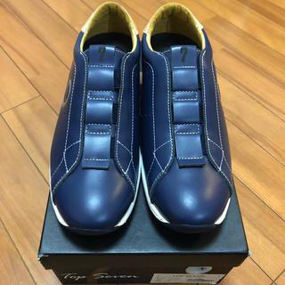 DIESEL - TOPSEVEN トップセブン スニーカー TS-4002 ネイビー 靴
