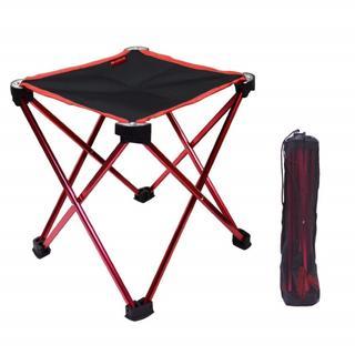 ★大人気★ 折りたたみ椅子コンパクト イス 持ち運び キャンプ用軽量(毛布)