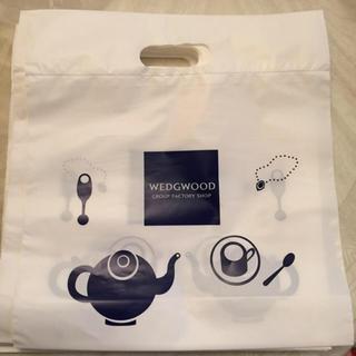 ウェッジウッド(WEDGWOOD)のウェッジウッド ショッパー ショップ袋(その他)