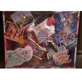 デイジー(Daisy)の35周年お菓子箱付き(菓子/デザート)