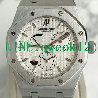 オーデマピゲ(AUDEMARS PIGUET)のオーデマ・ピゲ ロイヤルオーク デュアルタイム 26120ST.OO.1220S(腕時計(アナログ))