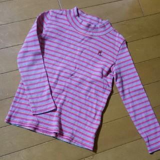 ティンカーベル(TINKERBELL)のティンカーベル110ハイネックトップス(Tシャツ/カットソー)