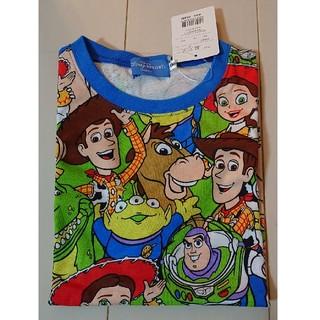ディズニー(Disney)の新品タグ付き トイ・ストーリーTシャツ 130㎝(Tシャツ/カットソー)