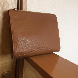 ガンゾ(GANZO)の美品 ワイルドスワンズ  クラッチ バッグ セカンドバッグ 財布 名刺入れ(セカンドバッグ/クラッチバッグ)