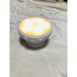 【新品】人感センサーライト 充電式 3Mテープ粘着固定(天井照明)