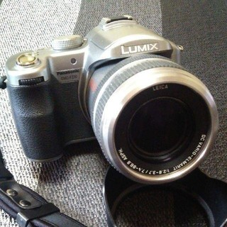 Panasonic - LUMIX  FZ30 チタンシルバー