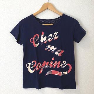 オールドネイビー(Old Navy)の【送料無料】レースTシャツ(Tシャツ(半袖/袖なし))