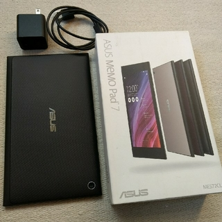 エイスース(ASUS)のASUS MeMO Pad 7 ME572C Wi-Fiモデル(タブレット)