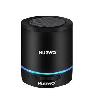 【即日発送】NUBWO A3+ 小型 円筒形 Bluetooth スピーカー(毛布)
