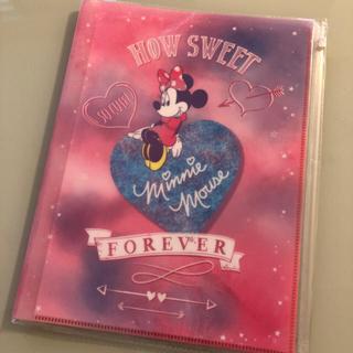 ディズニー(Disney)のミニーちゃんファイル(ファイル/バインダー)