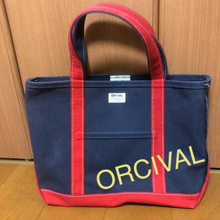 オーシバル(ORCIVAL)のORCIVAL☆トート(トートバッグ)