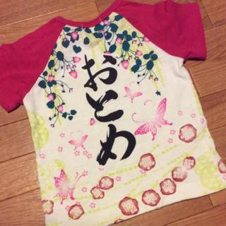 タケオキクチ(TAKEO KIKUCHI)のTK SAPKID Tシャツ 半袖(Tシャツ/カットソー)