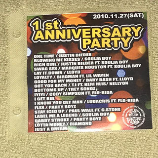 Club 閻魔 1st anniversary party CD