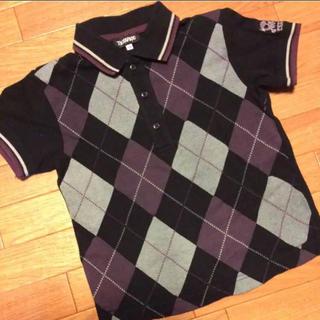 タケオキクチ(TAKEO KIKUCHI)のTK SAPKID ポロシャツ 半袖 カットソー(Tシャツ/カットソー)