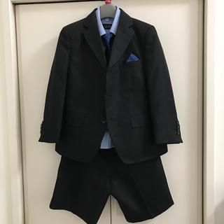 男の子用 スーツ シャツ ネクタイセット(ドレス/フォーマル)