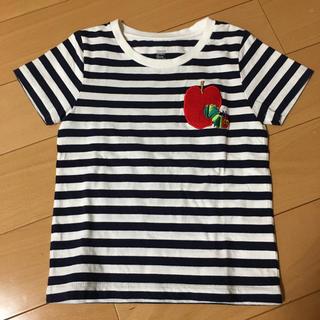 グラニフ(Graniph)のグラニフ Tシャツ はらぺこあおむし 100cm(Tシャツ/カットソー)
