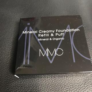 エムアイエムシー(MiMC)のMIMC ミネラルクリーミーファンデーション 205 リフィル(ファンデーション)