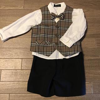 キッズ 男の子 フォーマル 90(ドレス/フォーマル)