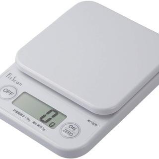 【バカ売れ】タニタ はかり スケール 料理 2kg 1g (その他)