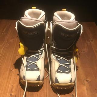 サロモン(SALOMON)のサロモン スノーボードブーツ 23㎝(ブーツ)