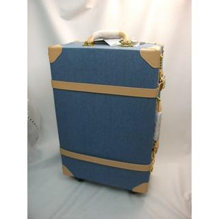ディス(Dith)の訳あり Dith ディス キャリーケース Sサイズ デニムブルー BL1 156(スーツケース/キャリーバッグ)
