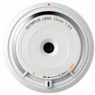 オリンパス(OLYMPUS)のオリンパス ボディキャップレンズBCL-1580(レンズ(単焦点))