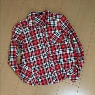 アーバンリサーチ(URBAN RESEARCH)のURBAN RESEARCHチェックシャツ♡(シャツ/ブラウス(長袖/七分))