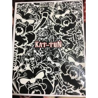 カトゥーン(KAT-TUN)のkat-tun  パンフレット 2007年(アイドルグッズ)