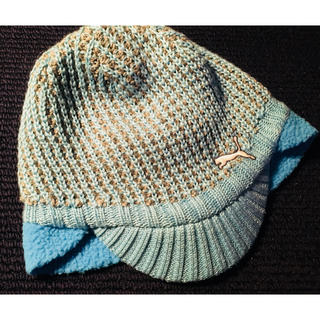PUMA - PUMA♡ニット帽子