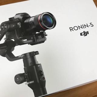 新品 開封のみ 未使用☆ ronin s ローニンS スタビライザー